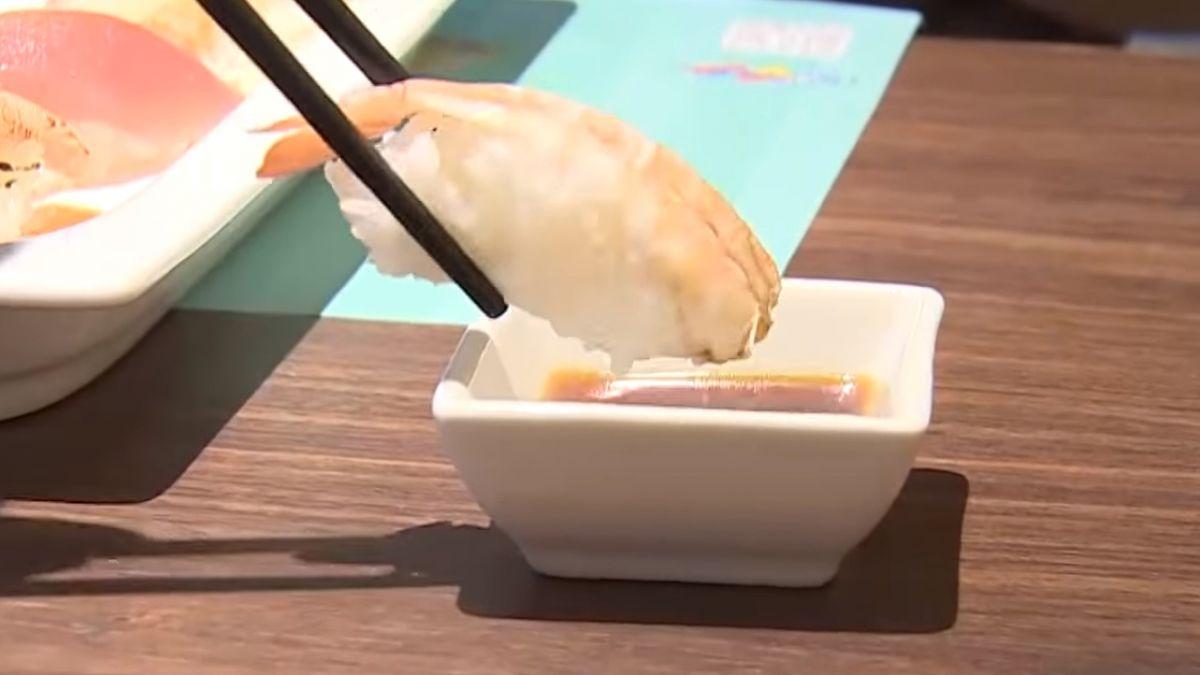 你吃對了嗎?壽司這樣吃 魚肉面沾醬油才正確