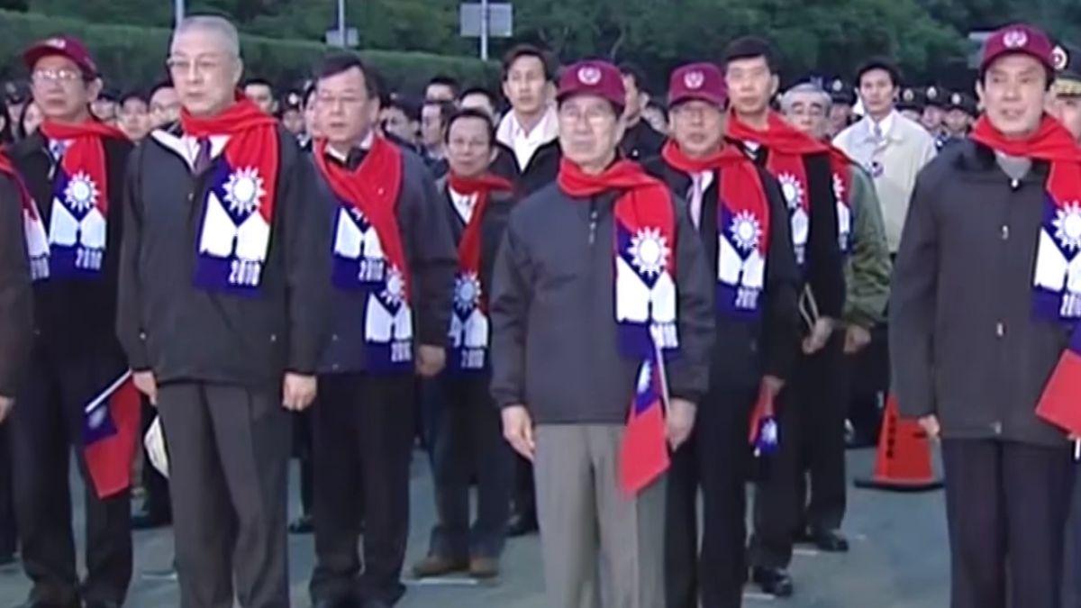 43萬條跌至3千 國旗圍巾恐成絕響