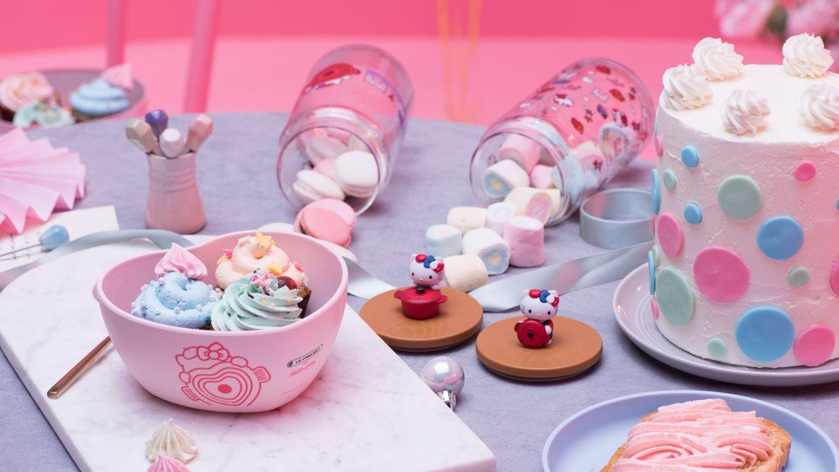 Hello Kitty搶購熱潮旋風再起!每款都想要!!