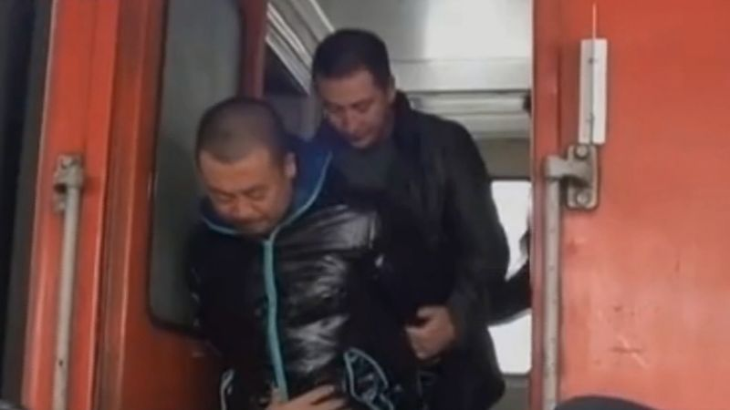 逃亡13年!《新還珠》男演員竟是通緝犯 太紅遭警認出