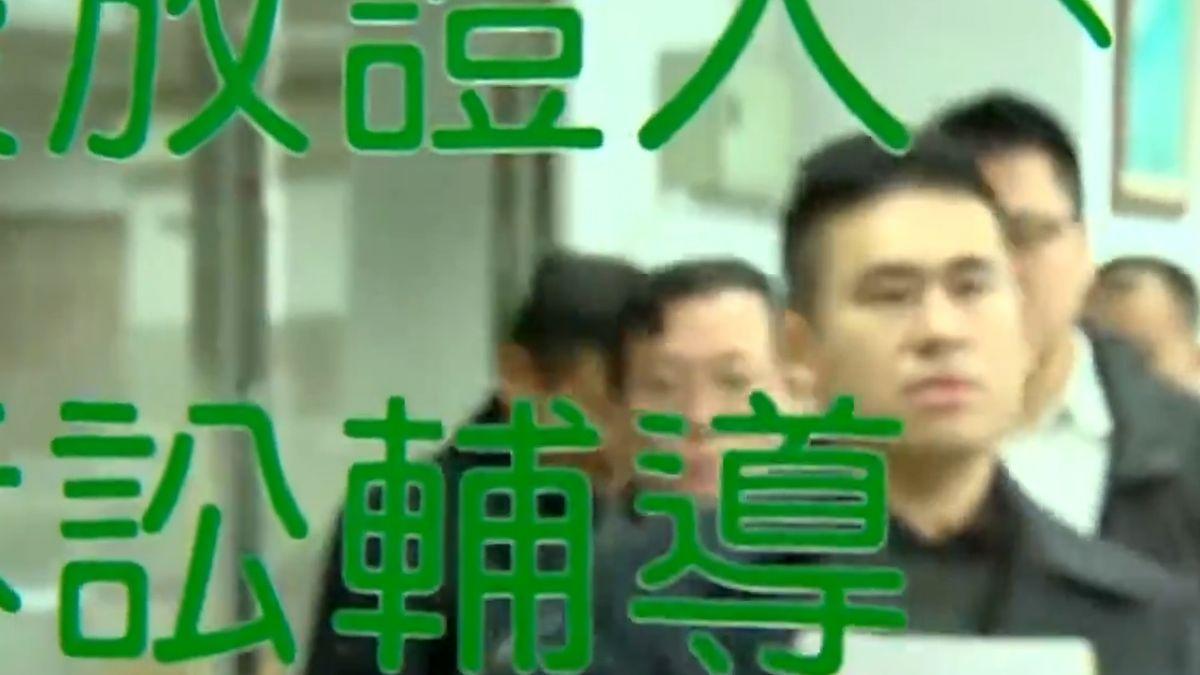 捲共諜案 王炳忠領「證人費」500元 拿不回扣押物