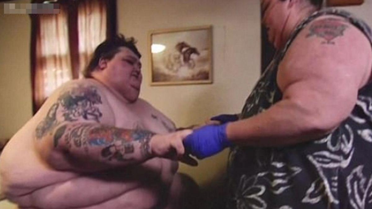 禁慾11年!570公斤肥胖情侶 為了性愛努力減肥