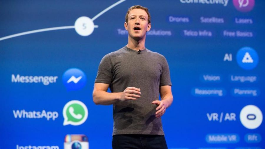 祖克柏臉書PO一文 隔天醒來…身家慘掉900多億!