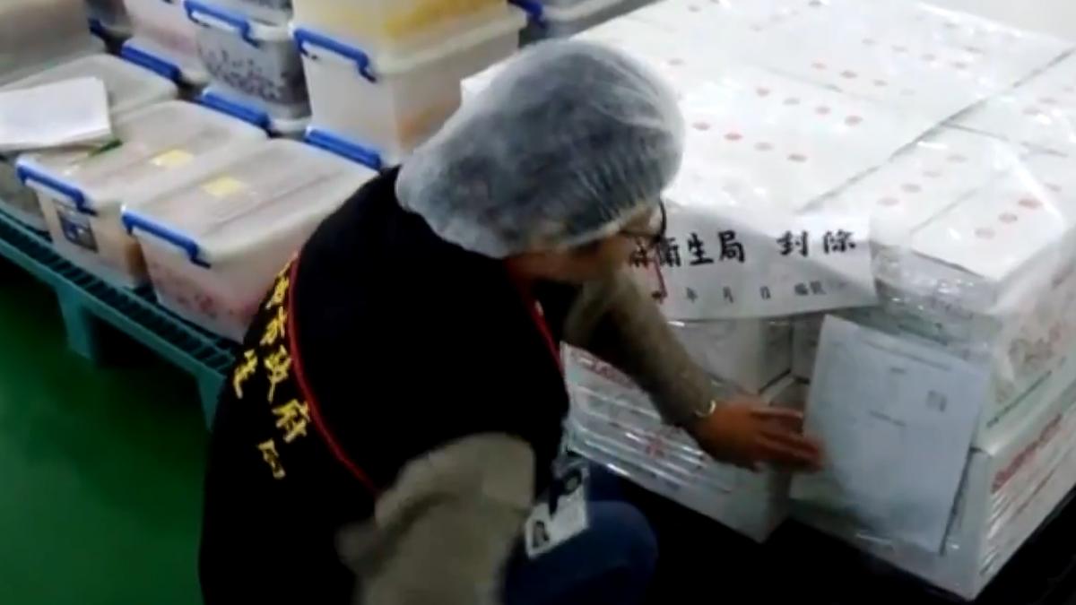 驚!年前查黑心糖逾5噸 賣台6縣市 外銷港澳