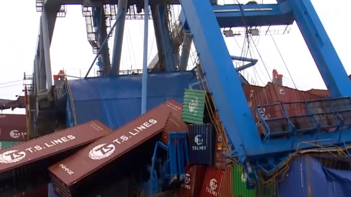 「梅爾斯」撞港第12天 提不出擔保現場保留