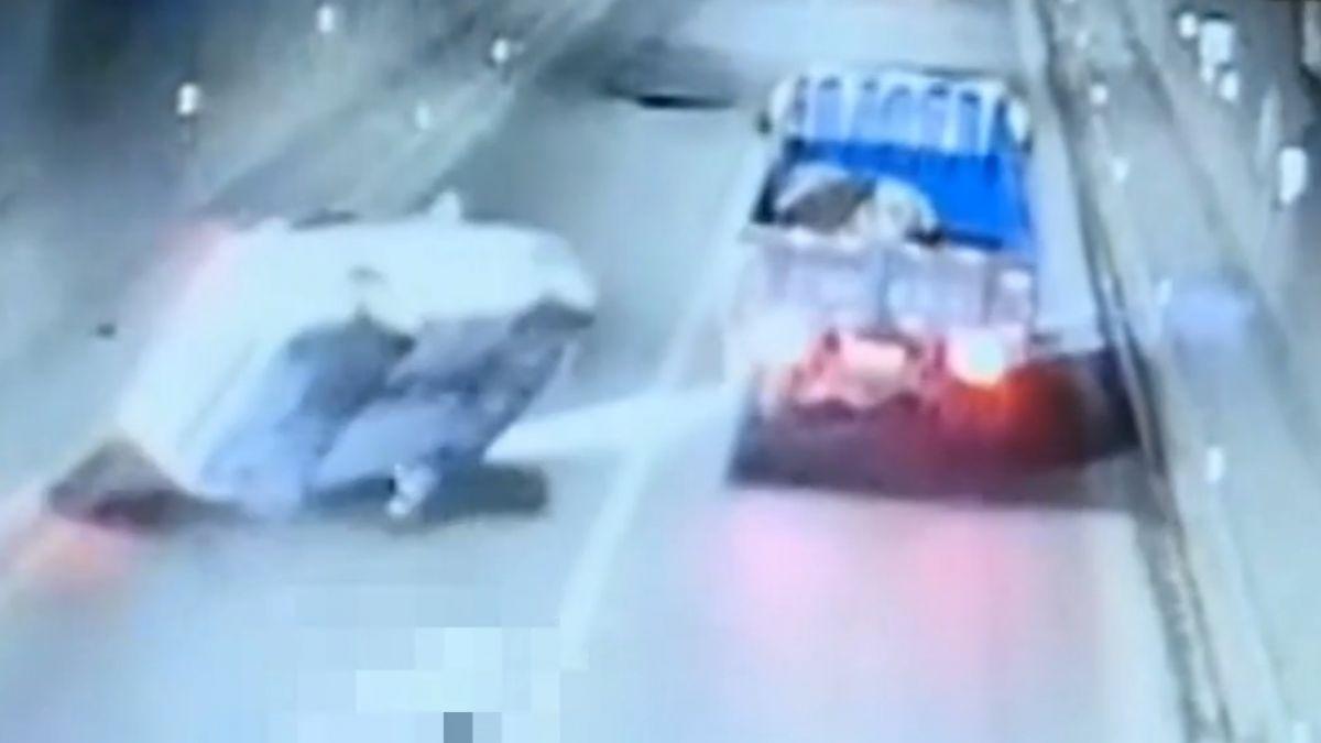飼主開車緊追偷狗賊 車輛失控撞死人