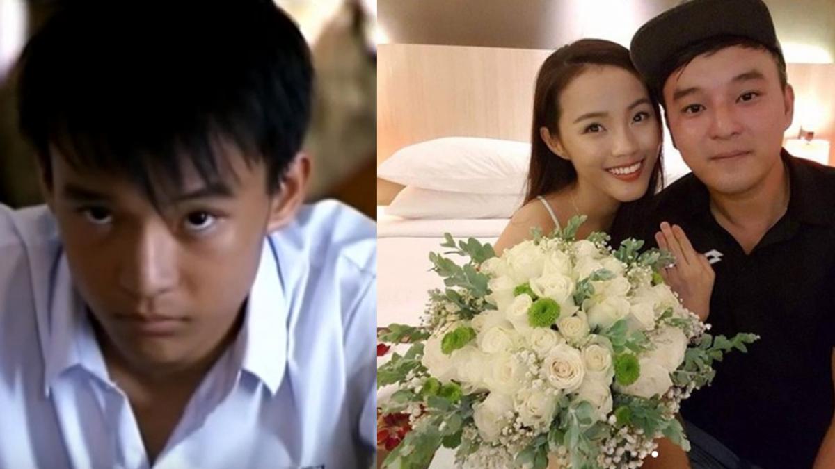 《小孩不笨》洪文福長大了!16年後甜摟空姐未婚妻超閃