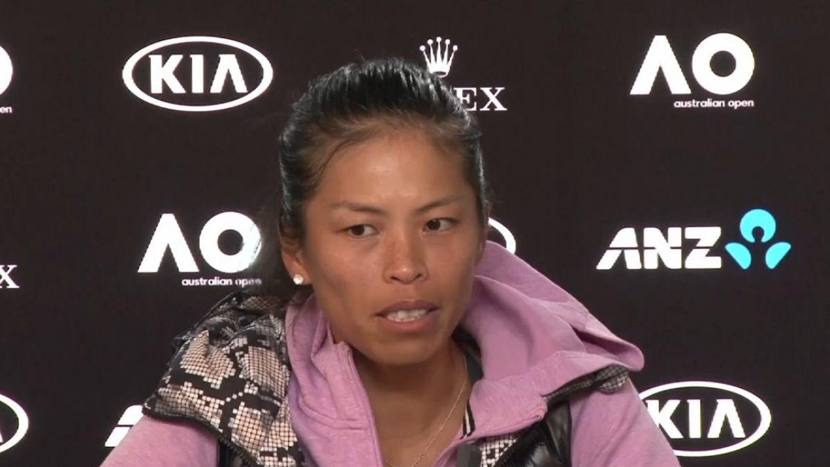 謝淑薇創驚奇!打敗世界第2 晉澳網女單16強