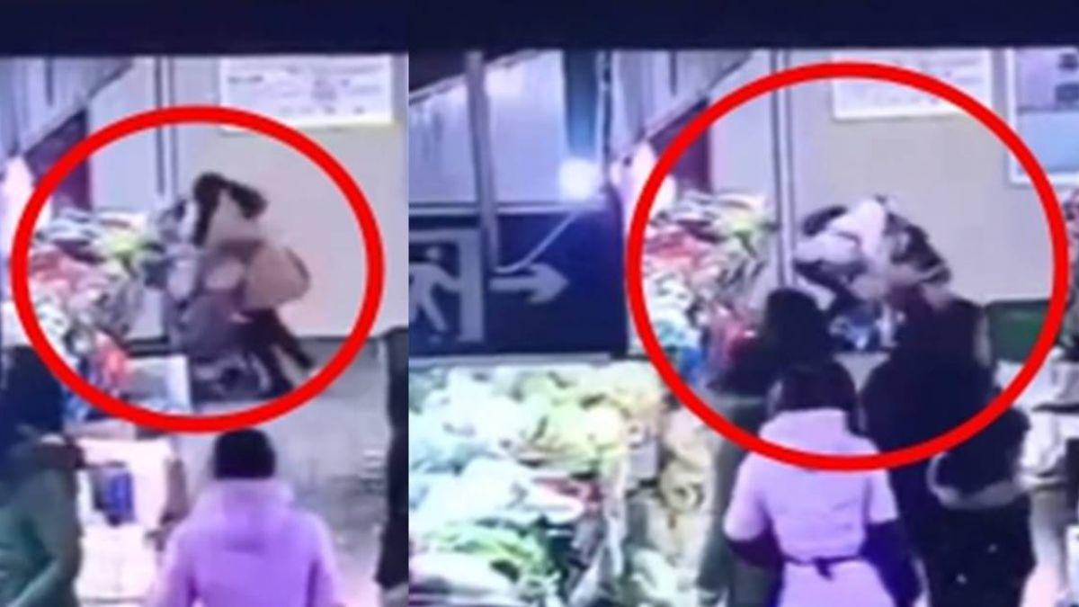 推女兒上市場 陌生女子一把抓起…頭猛撞菜桌三次 母嚇傻!