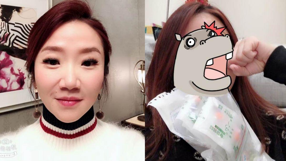陶晶瑩曬憔悴病態 網見素顏照驚呆:簡直15歲少女!