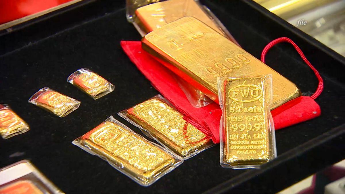 走私黃金赴日賺差價 1公斤「金」貴逾10萬