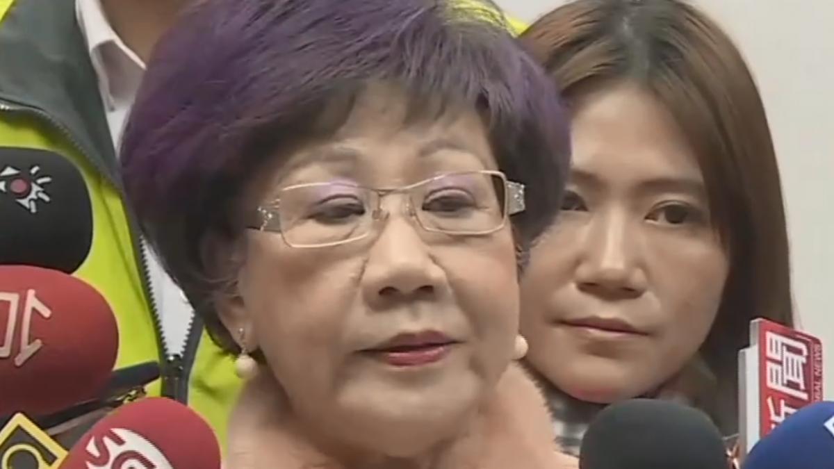 宣布參選台北市長 呂秀蓮:我當仁不讓!