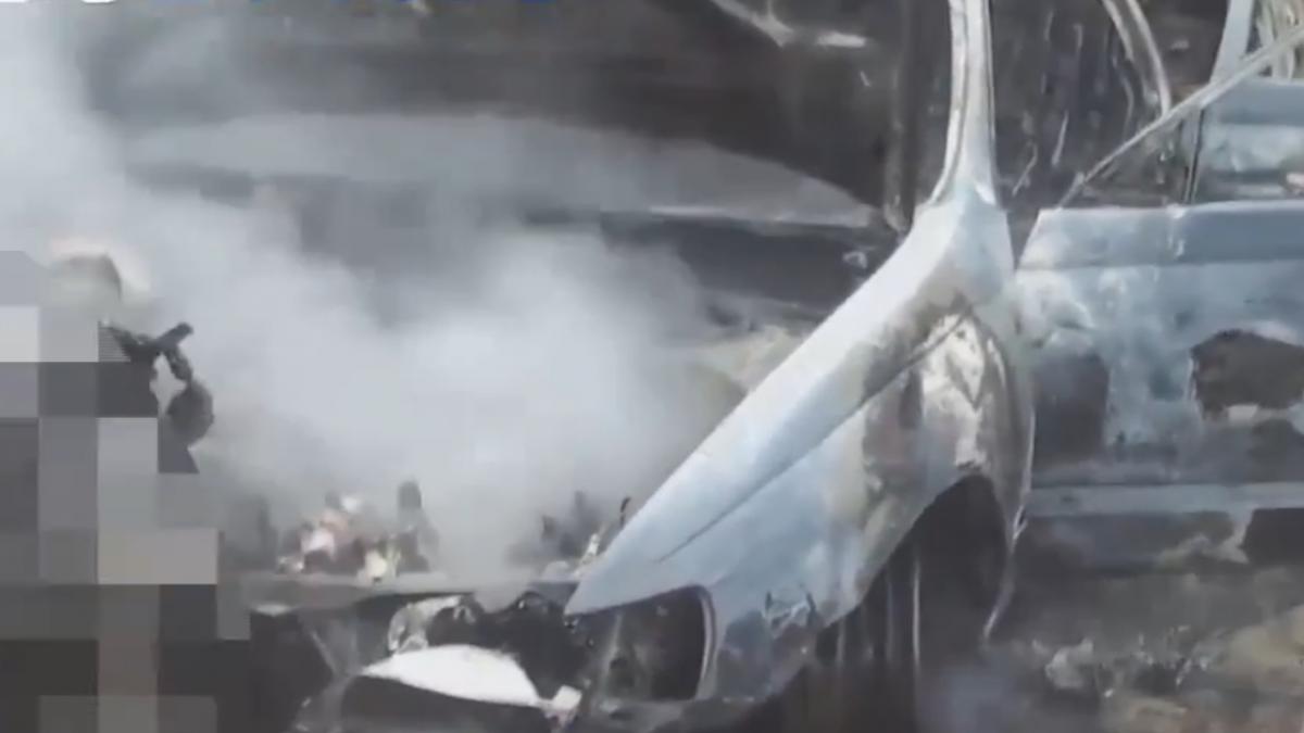 火燒車死傷意外多 電線裸露、漏油是主因