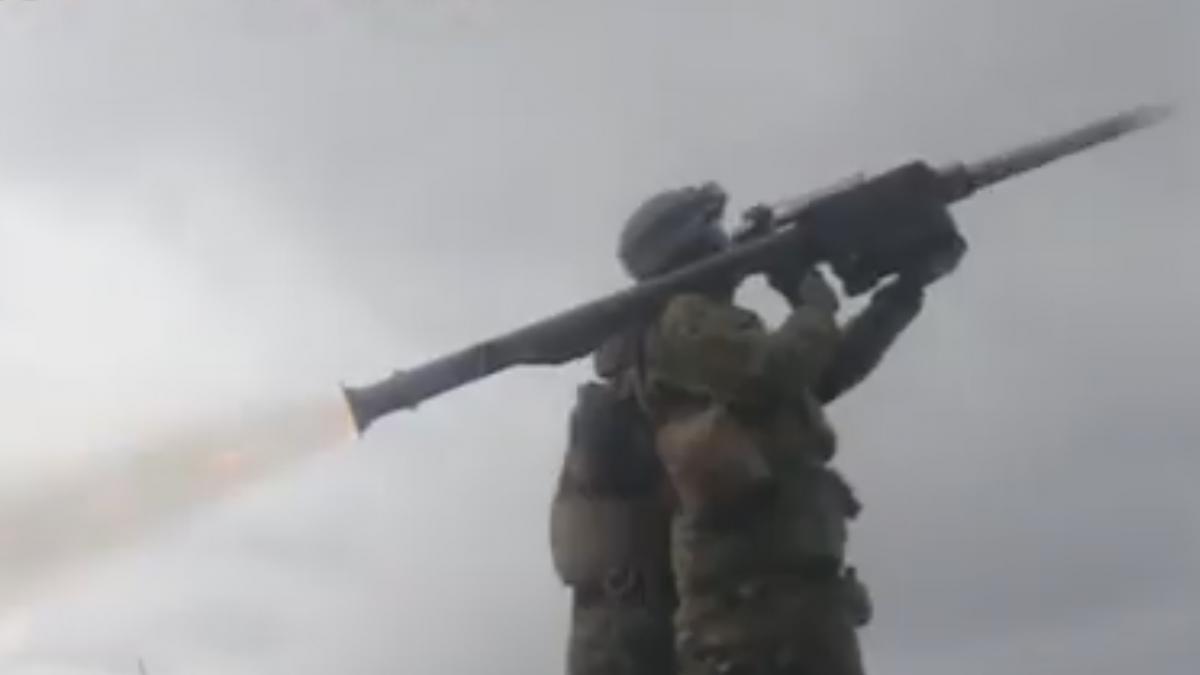 售台刺針飛彈 美智庫:共軍2020攻台恐成