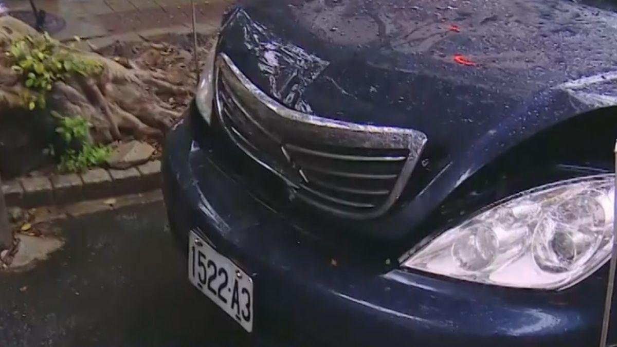 拒檢狂飆3公里 連撞1車2機車害騎士骨折