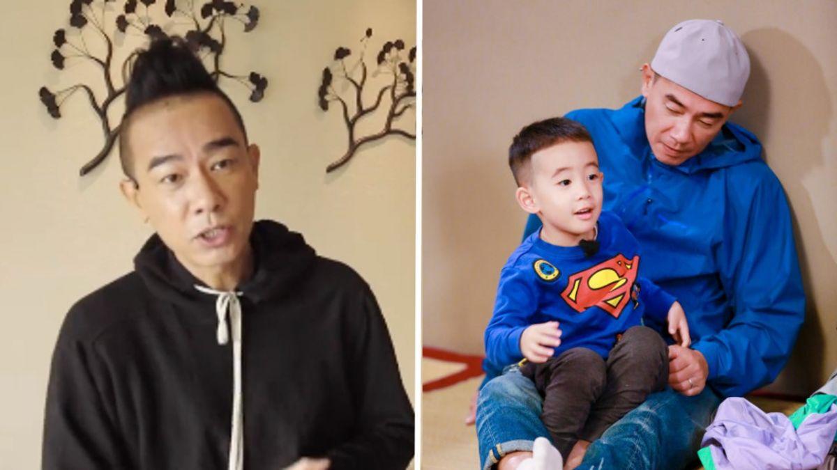 陳小春變臉拒比「手指愛心」 古惑仔式執念被推爆