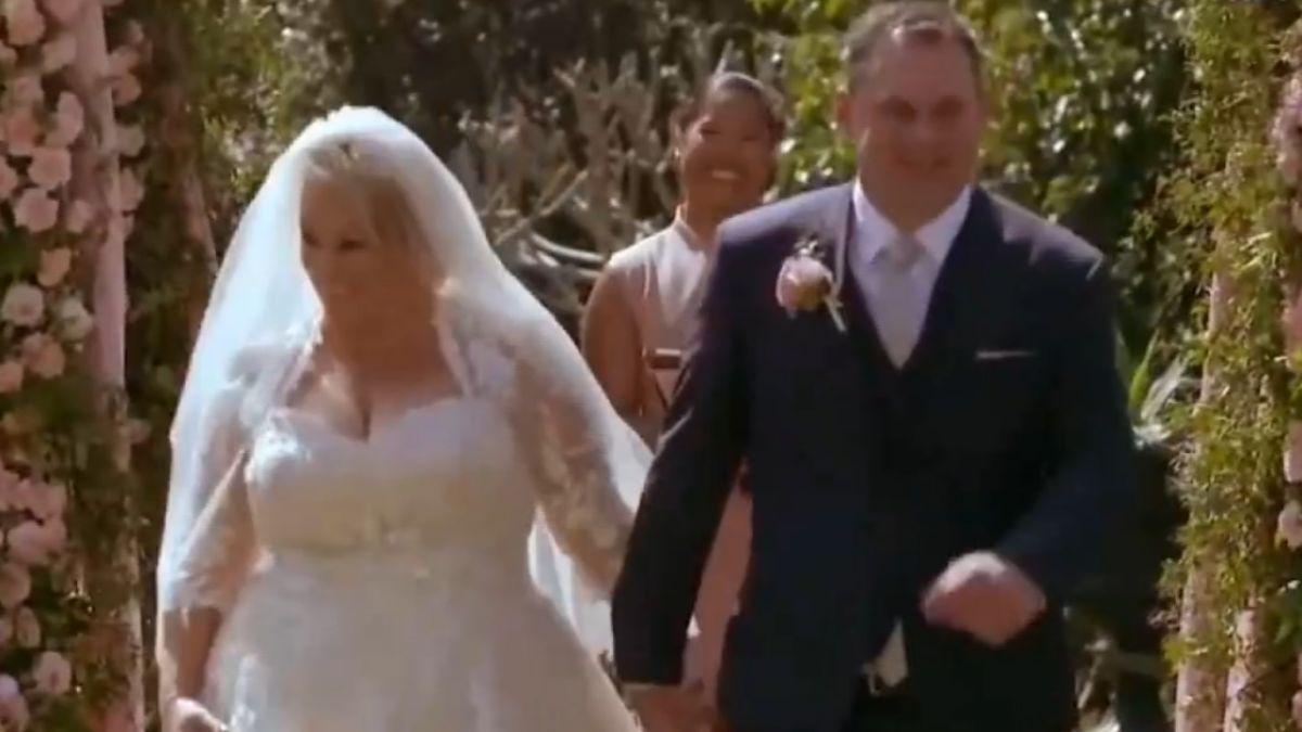 一見鍾情就結婚?澳實境秀新郎秒見新娘竟說…
