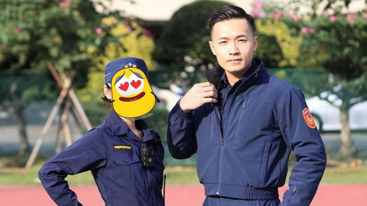「警界天海祐希」穿新制服美照曝光!網暴動:拜託搜我身