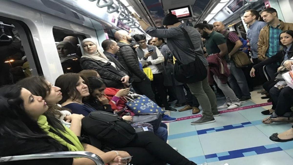 台客誤闖杜拜捷運金卡車廂 遭罰2千元