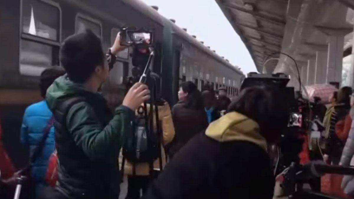 陳可辛拿手機拍微電影 網友:好催淚
