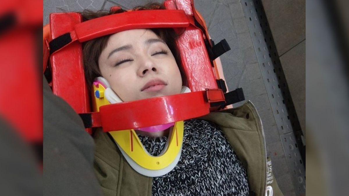 王瞳拍《幸福來了》跌倒戲…突遇狂震晃不停 驚呆:以為頭暈