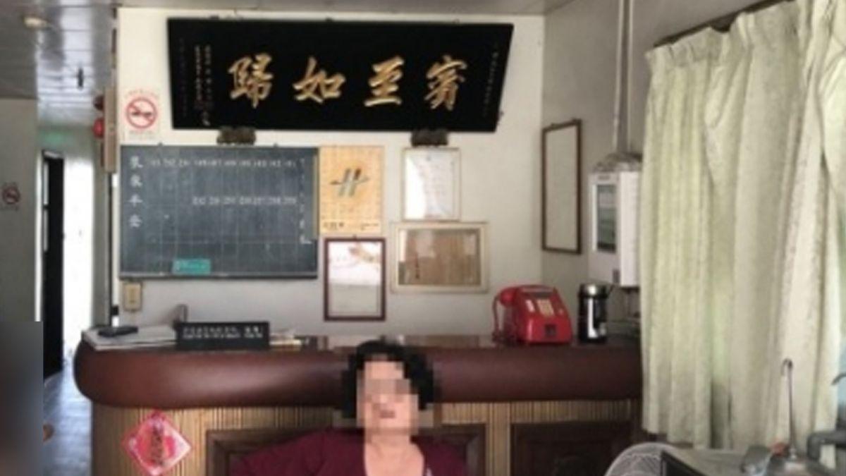 33歲男為省錢 每節300元吃60歲阿嬤!員警當場看傻眼