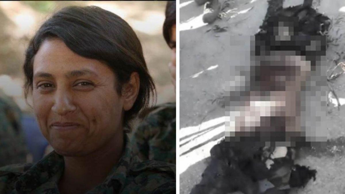 女兵戰到最後一刻!遺體遭肢解凌虐 還拍片踩踏血肉模糊