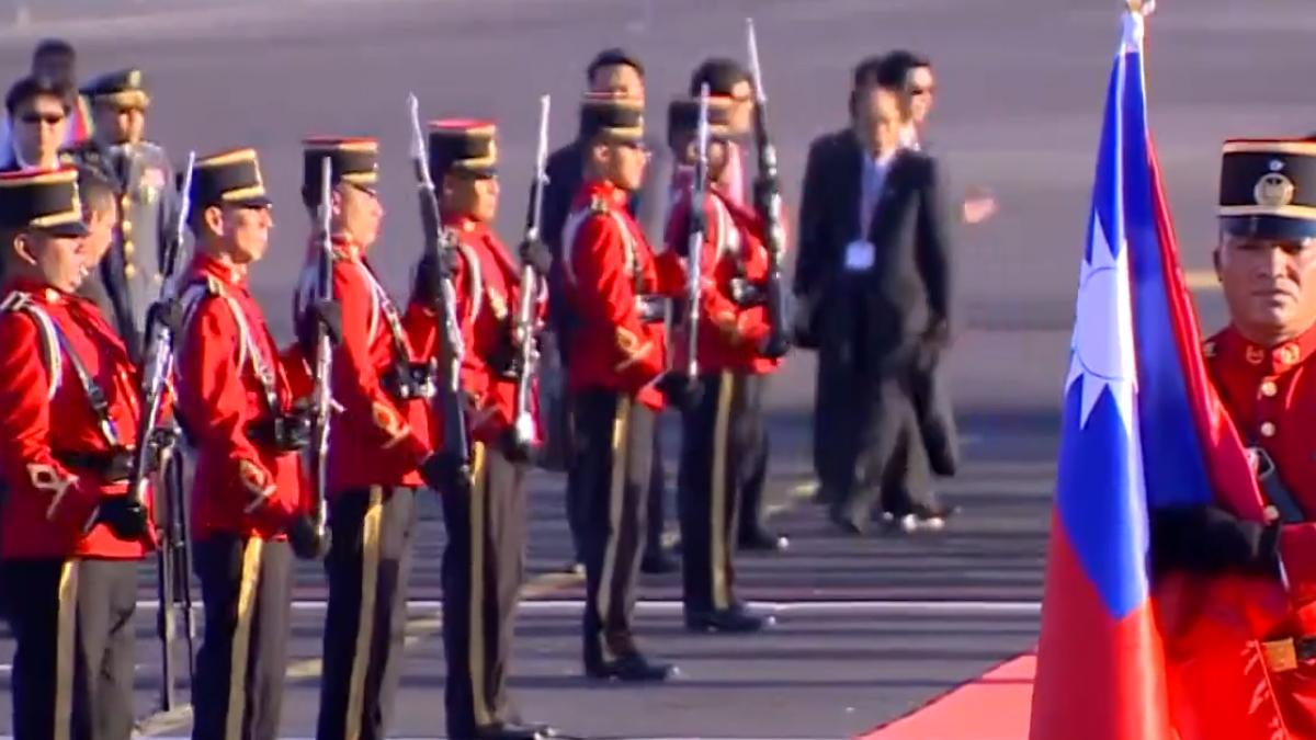 傳總統出訪非洲 擬循馬模式過境印度、杜拜