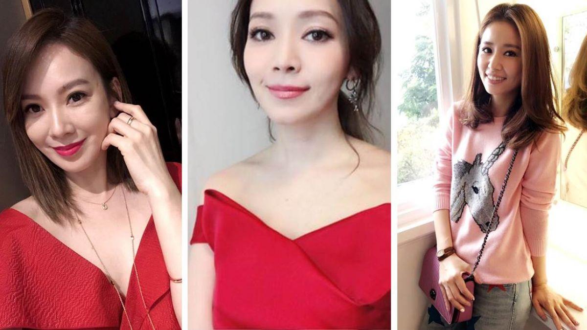 這3位「女神級靚媽」驚天合照!網友都被美到崩潰