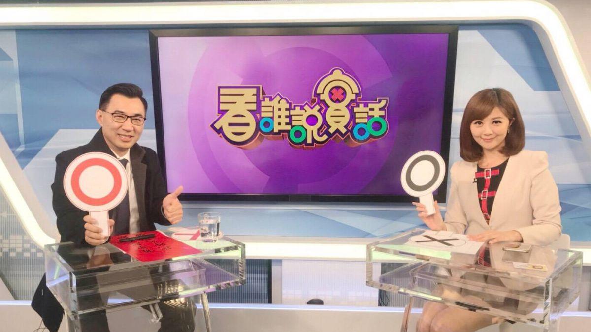 外傳對手高民調 江啟臣:「選戰不能自我感覺良好」