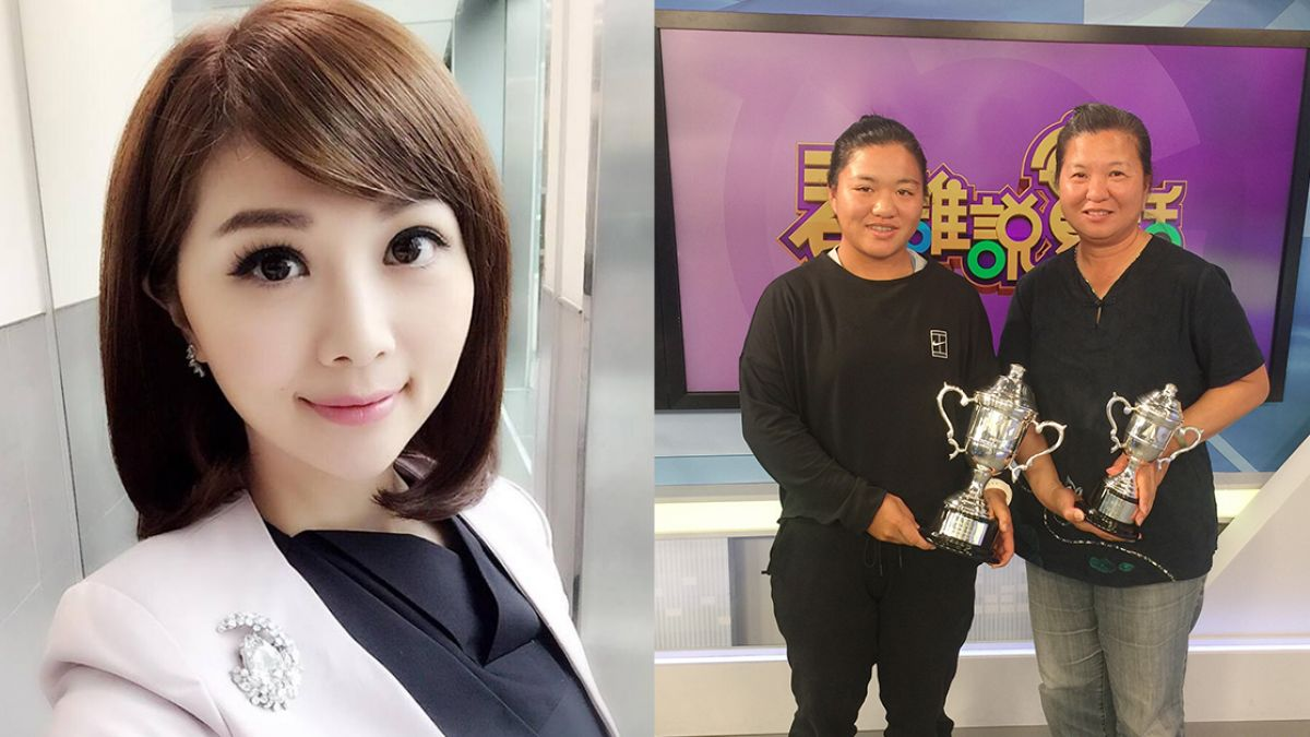 澳網雙料冠軍梁恩碩唯一專訪 韓佩穎主播問出奪冠秘辛