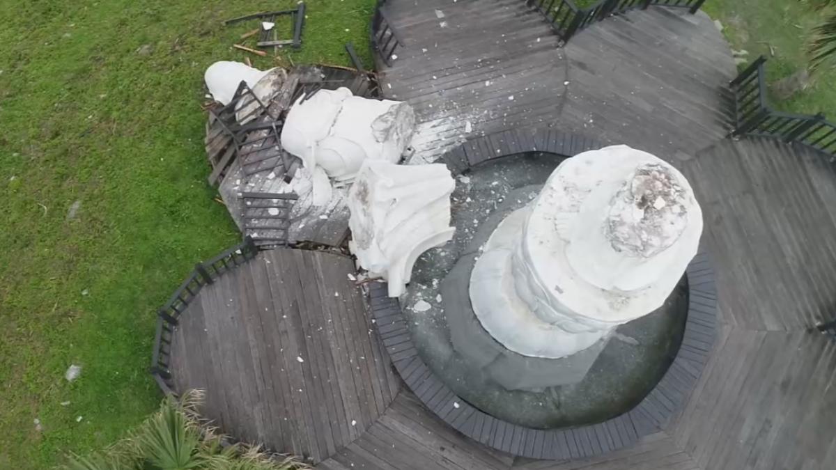 民宿毀損、遊客退訂 地震重創花蓮觀光