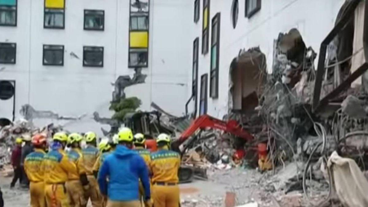 曾倒成一片…憶60年前統帥飯店 居民:像轟炸過的廢墟