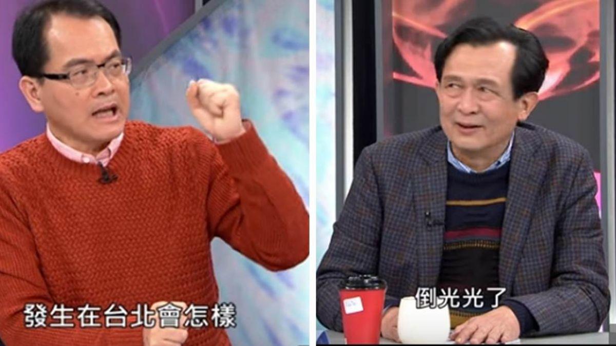 未來1月仍有餘震! 專家:台北遇震度6級倒光光