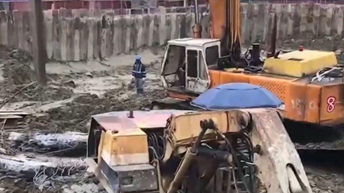 維冠就地重建將動工 隔壁工廠卻現大裂縫