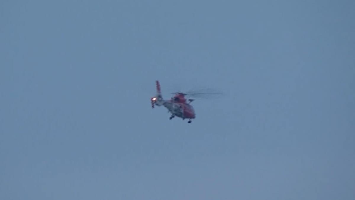 黑鷹直升機仍失聯 過黃金72小時不放棄搜救