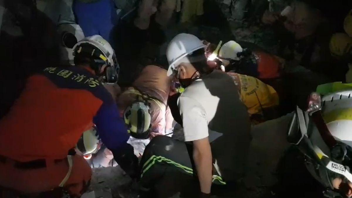 【更新】搶救雲翠陸客!201房尋獲3遺體…疑似找到第4人