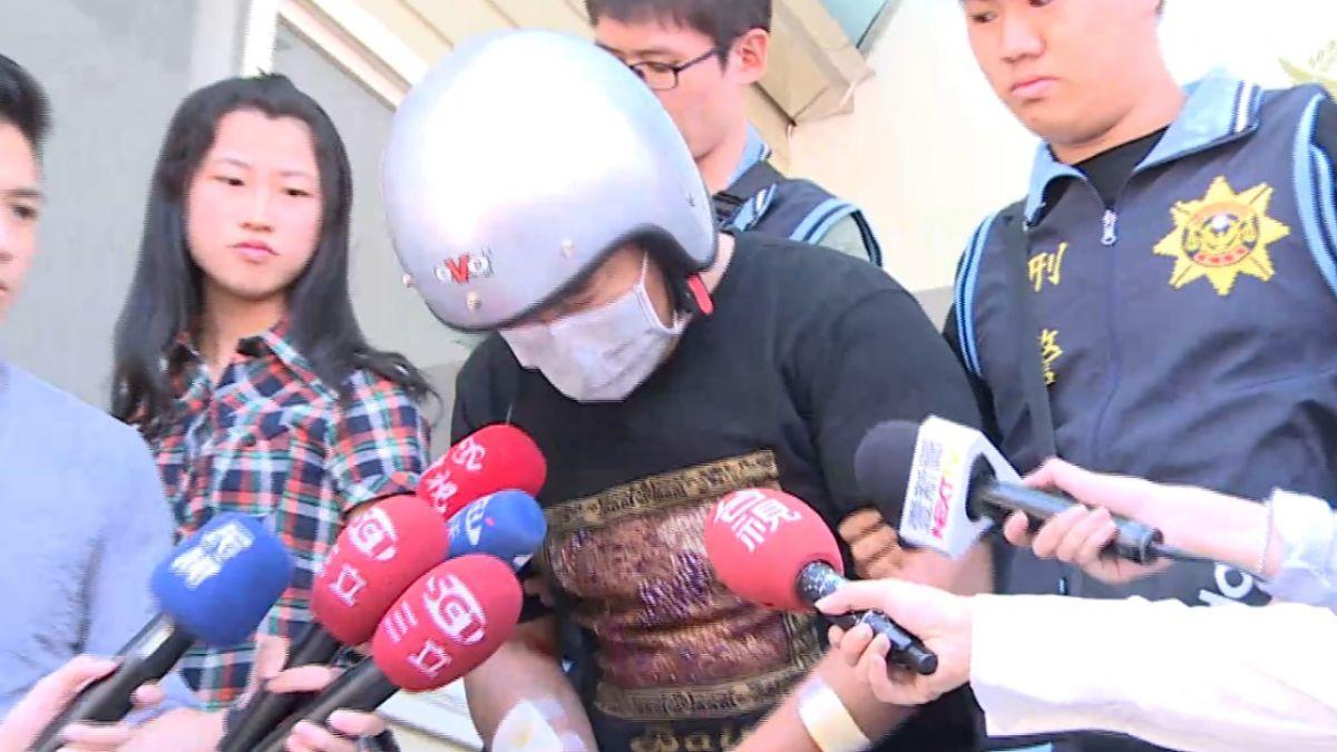 不滿分手刺女友10刀奪命 恐怖情人判刑15年