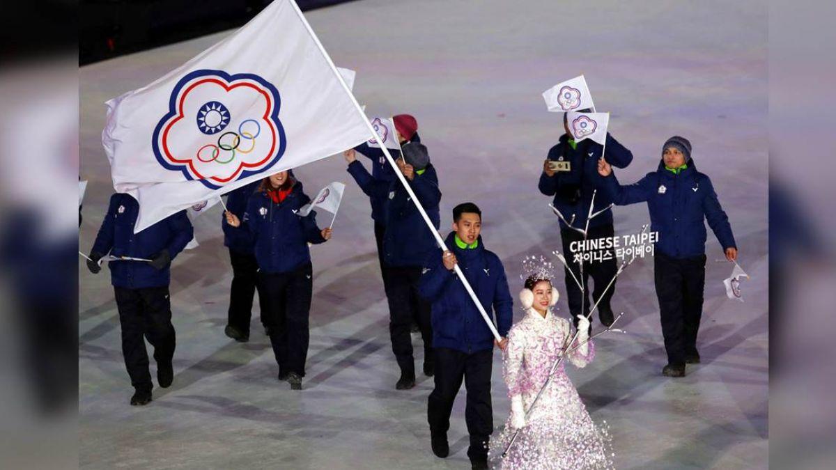 韓媒認證!中華台北冬奧進場成「台灣」 他笑歪:偷偷來
