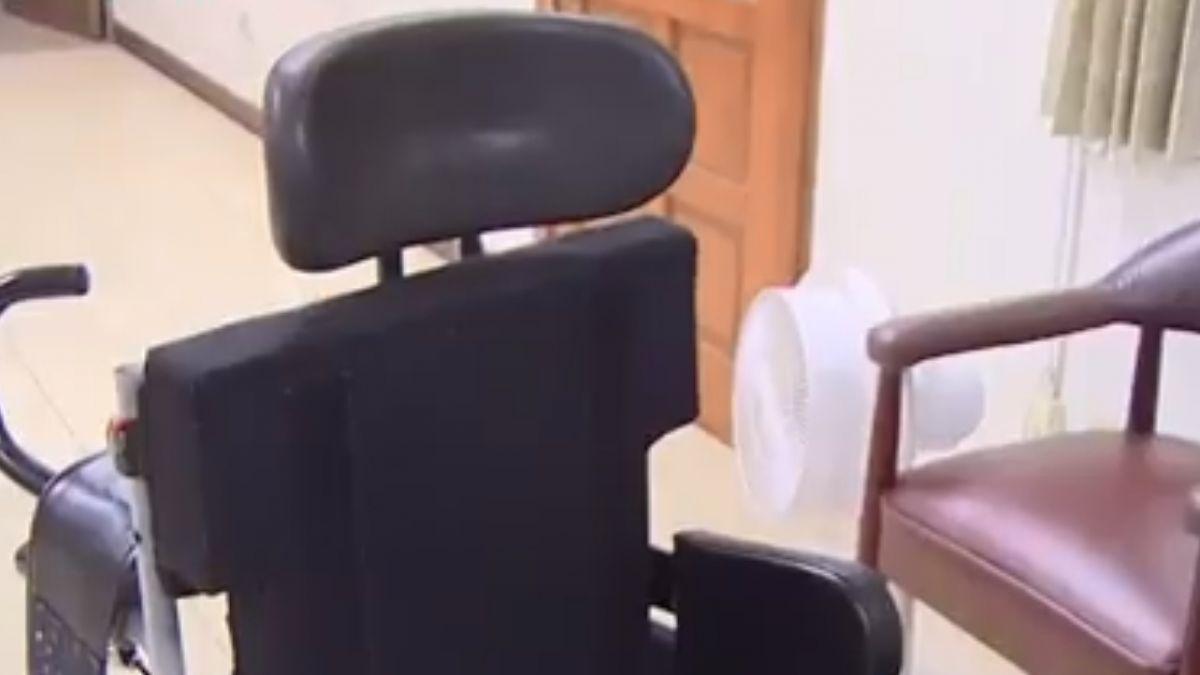 校車禁用護頸輪椅 腦麻生父批:拿生命開玩笑