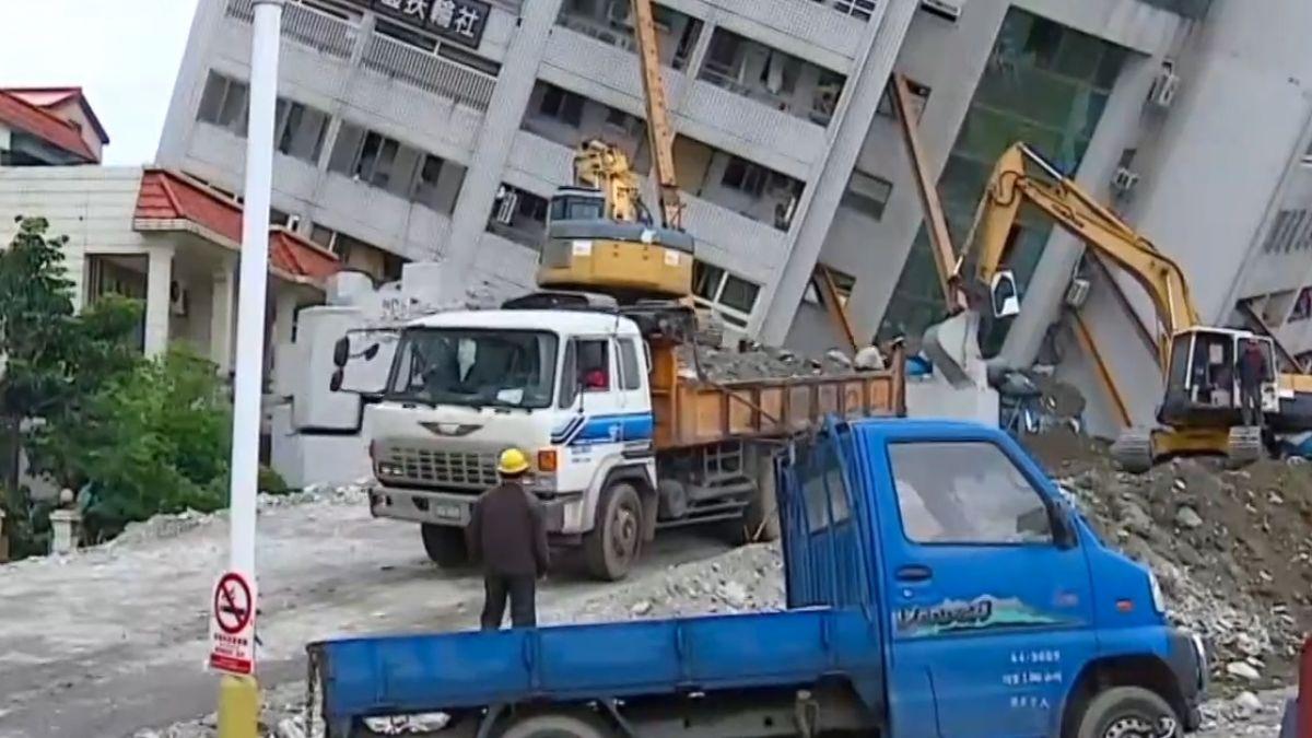 保護遺體 周邊居民「洋蔥式」開挖雲門翠堤