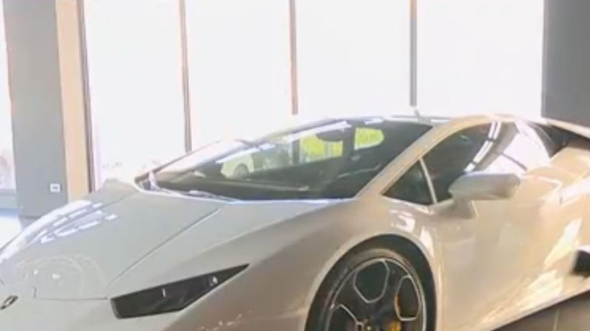 超跑法拉利撞「重機界法拉利」 修車30萬騎士驚呆