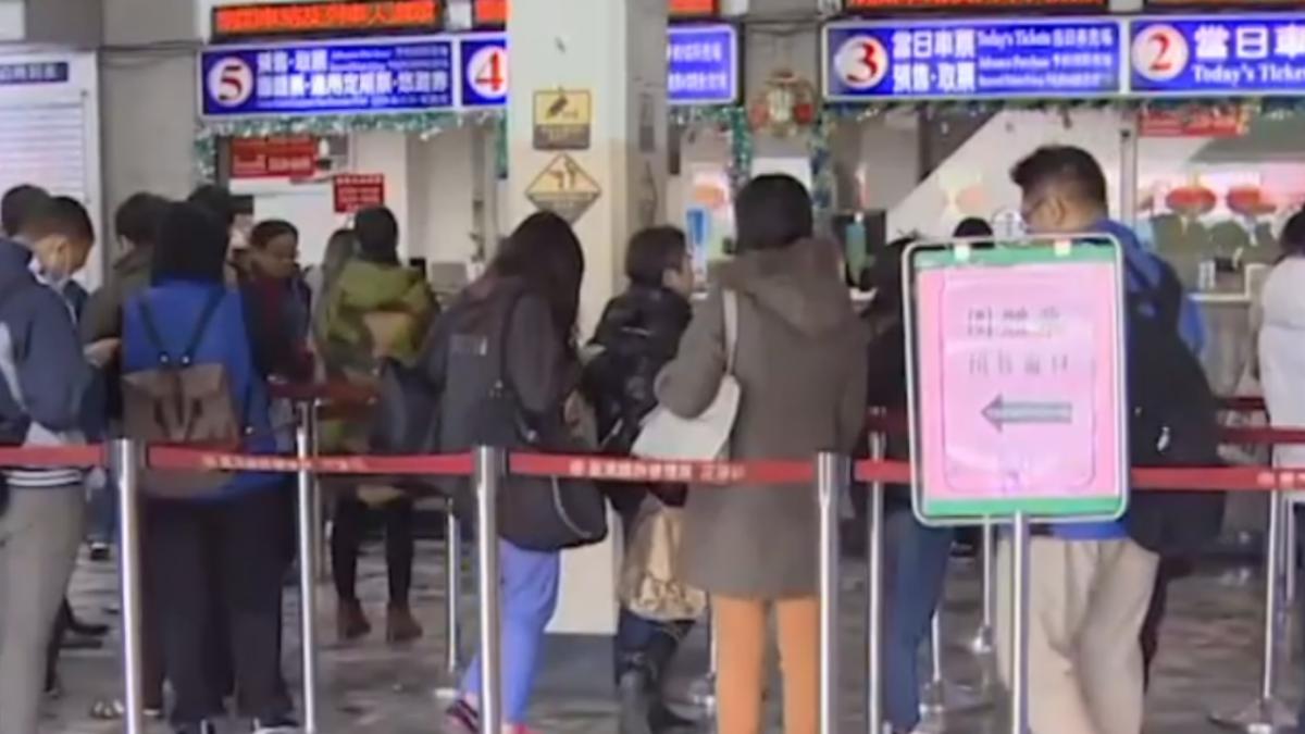 地震退票潮!台鐵每日退1.4萬張票 網友怨:買不到