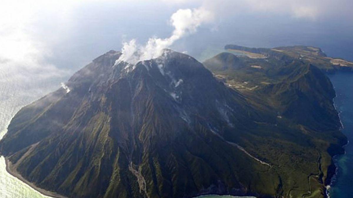日本發現世界最大火山穹丘 爆發恐造成1億人死亡