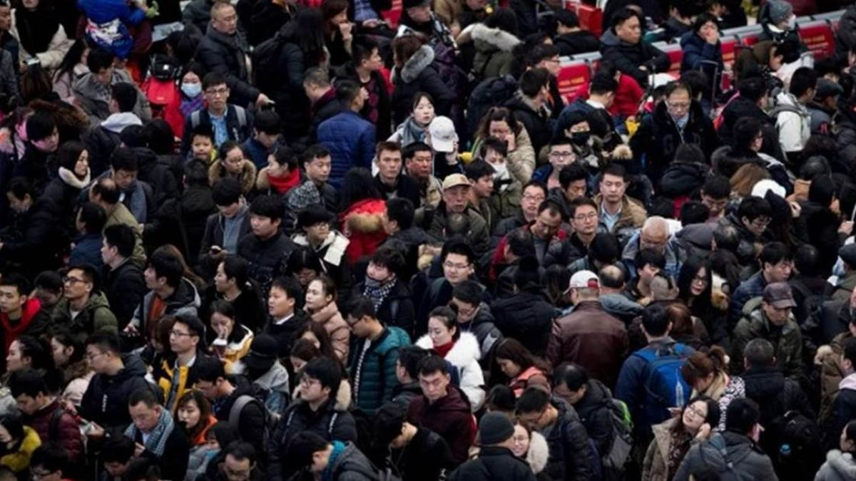 人類史上最大規模遷移 大陸「春運」靠子彈列車疏運