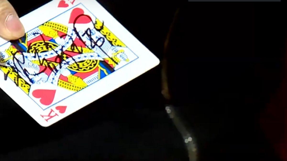 信手拈來都是魔術巧思 陳日昇讓撲克牌變神奇