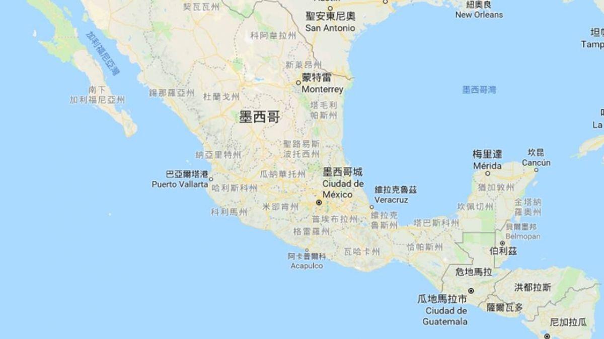 墨西哥7.2強震!劇烈搖晃1分鐘…民眾驚恐逃命