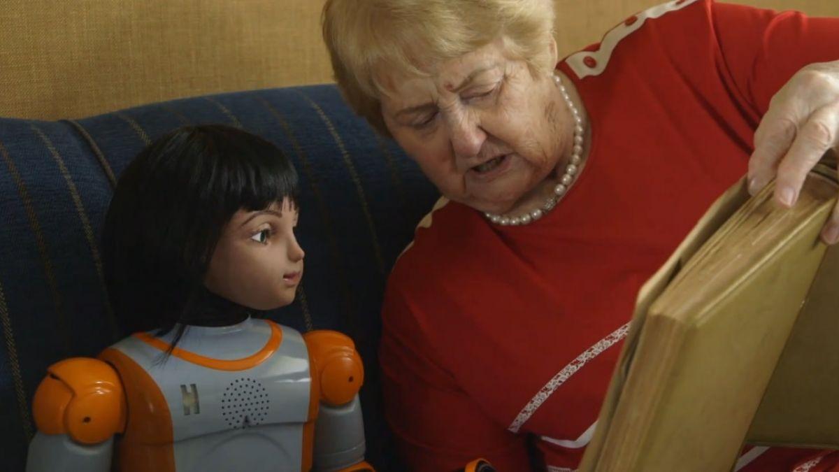 來自「愛麗絲」的問候 荷蘭打造陪伴機器人