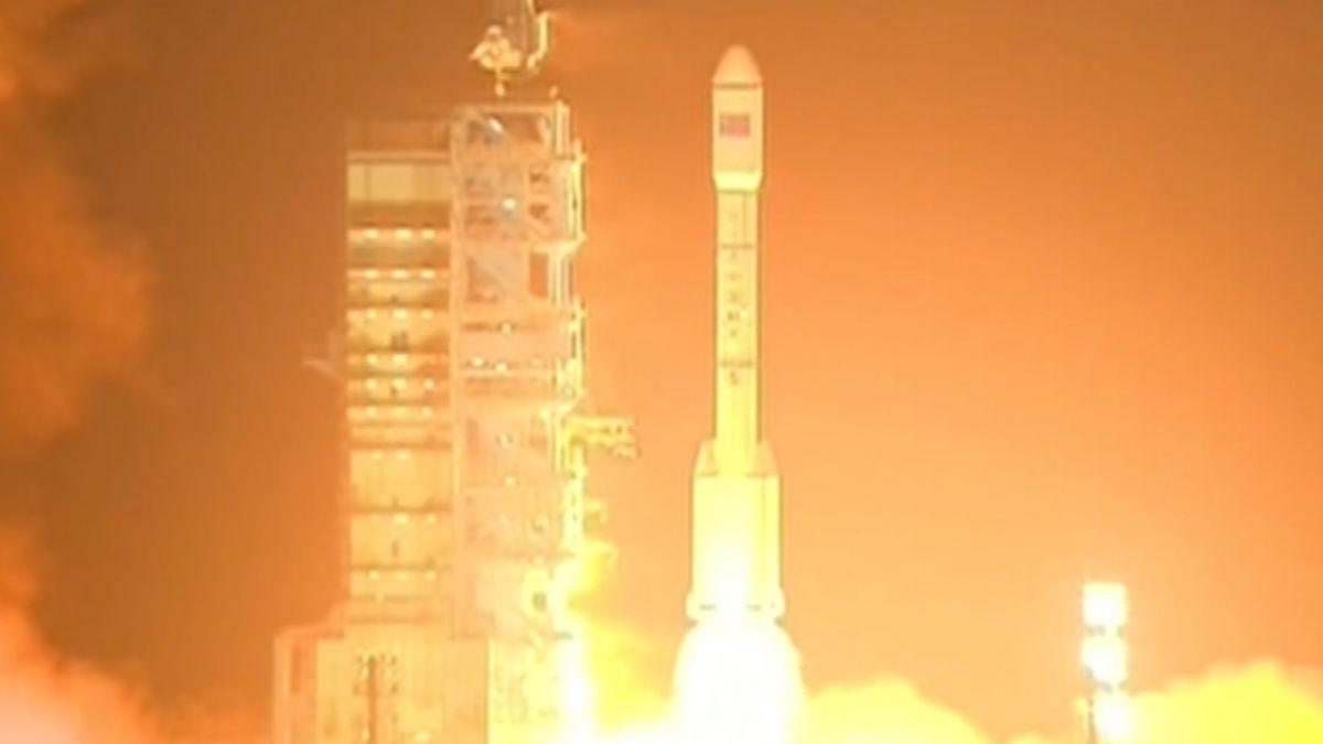 「天宮一號」將墜地球 殘骸落點含台灣、紐約、東京