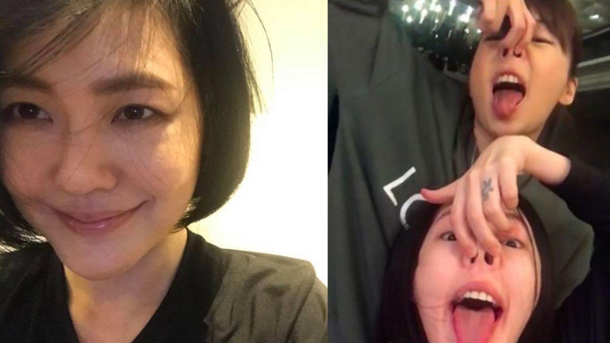 【影片】小S又喝茫!兩眼迷茫狂晃75秒 網大驚:Makiyo竟還清醒